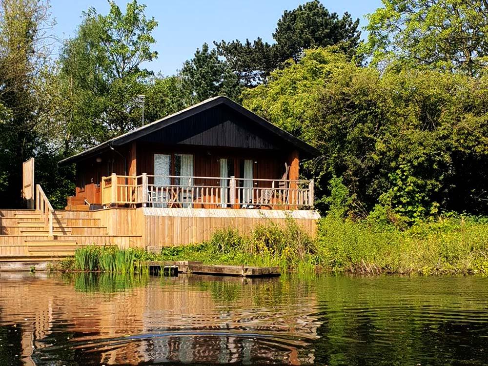 Holly Lodge York Lakeside Lodges