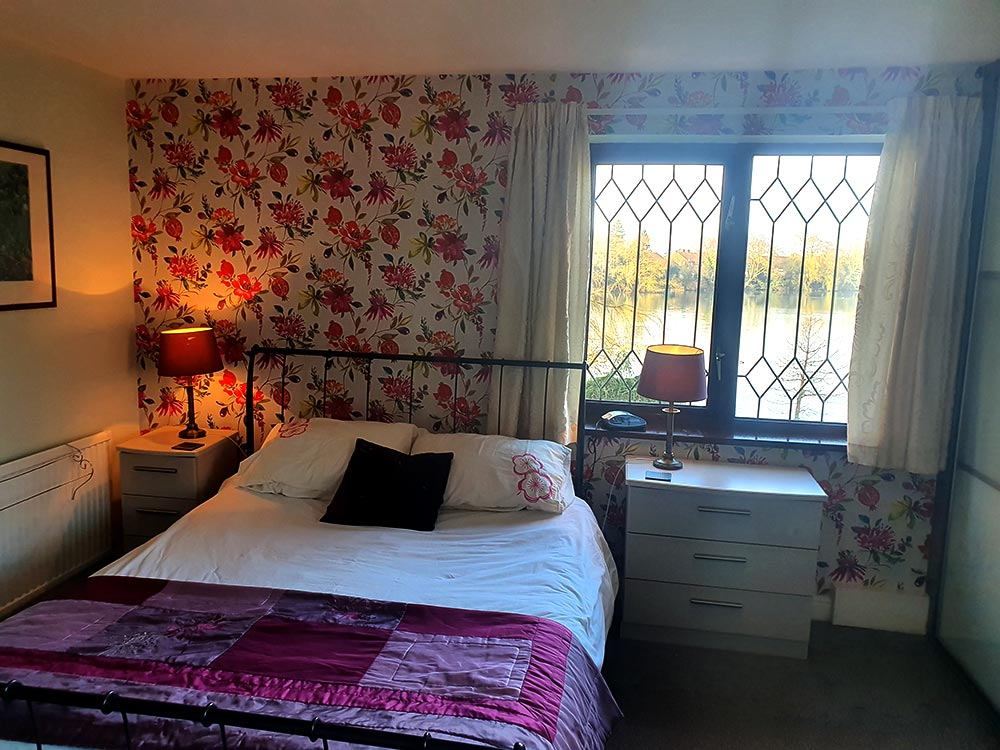 Cherry Cottage Bedroom