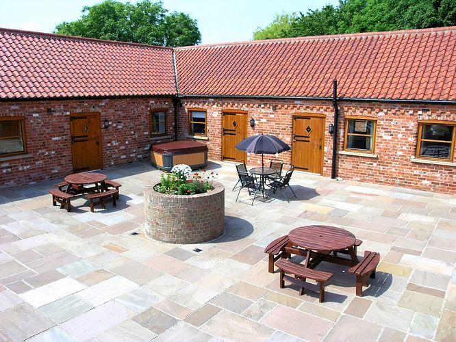Westfield Courtyard