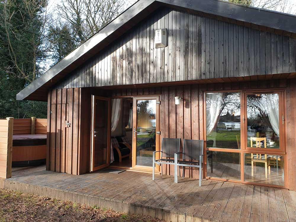 Willow Lodge York Lakeside Lodges